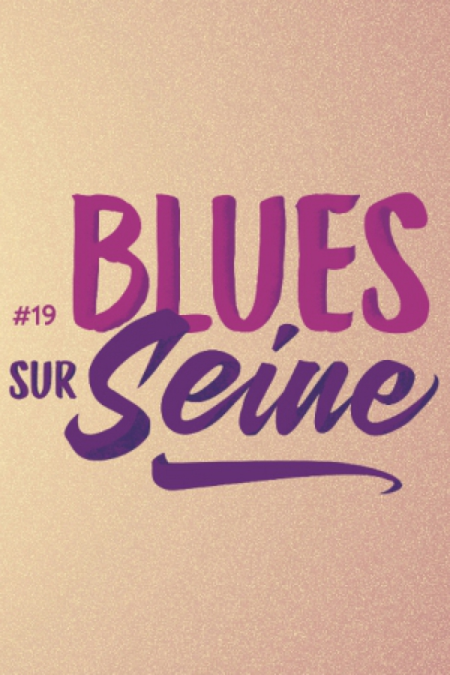 CHICAGO BLUES FESTIVAL 2017 @ CENTRE CULTUREL LOUIS JOUVET - BONNIERES-SUR-SEINE