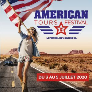 American Tours Festival 2020 - Pass 3 Jours