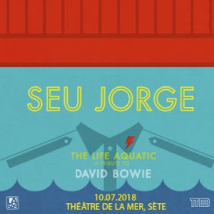 Concert SEU JORGE - The Life Aquatic