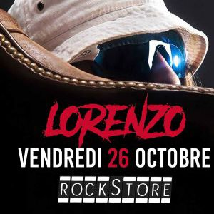 LORENZO @ Le Rockstore - Montpellier