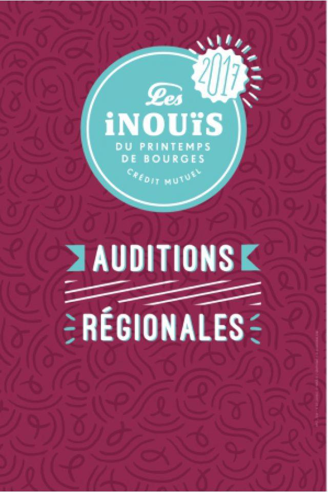 Concert LES iNOUïS DU PRINTEMPS DE BOURGES CRÉDIT MUTUEL à Tourcoing @ Le Grand Mix - Billets & Places