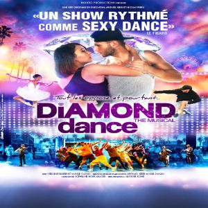 Diamond Dance The Musical @ Le Vinci - Auditorium François 1er - Tours