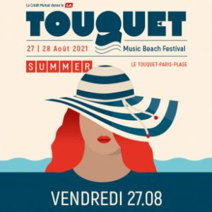 Touquet Music Beach Festival 2021 - Vendredi : Paul Kalkbrenne...