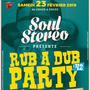 Rub A Dub #42