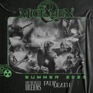 Of Mice & Men + For The Fallen Dreams + Fall Of Death