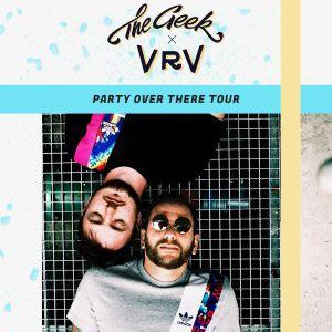 THE GEEK x VRV @ 1988 Live club - RENNES