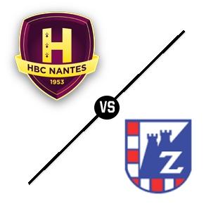 HBC Nantes - HC PPD Zagreb @ Palais des Sports de Beaulieu - NANTES