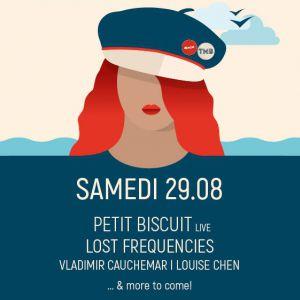 Touquet Music Beach Festival - Samedi : Petit Biscuit Live & More
