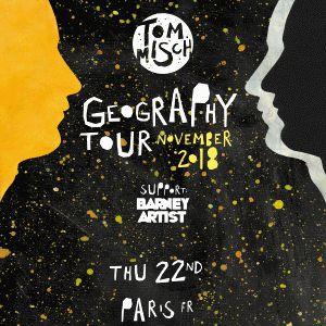TOM MISCH @ Casino de Paris - Paris