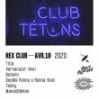 Soirée CLUB TETON