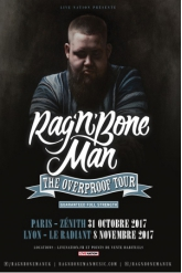 Concert RAG'N'BONE MAN