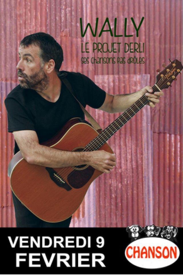 """Wally : """"Le projet Derli"""" @ BAIE DES SINGES - Cournon d'Auvergne"""