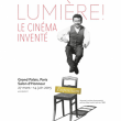 Expo LUMIERE ! LE CINEMA INVENTE - BILLET NON DATE à Paris @ SALON D'HONNEUR - Billets & Places