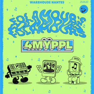 Folamour's 4Myppl X Wonder : Folamour, Marc Bianco, Corentin Mab