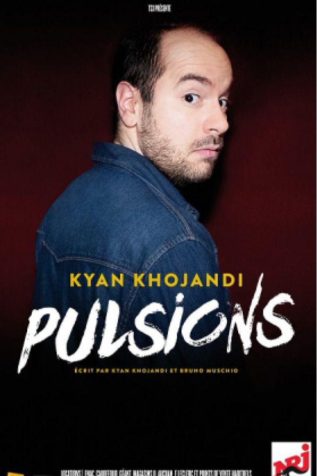 KYAN KHOJANDI - PULSIONS @ Palais de la Méditerranée - Nice