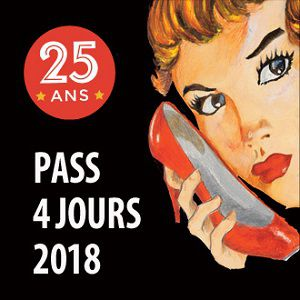 TEMPO LATINO - PASS 4 JOURS @ LES ARENES - VIC-FEZENSAC