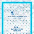 Soirée HAIKU  à PARIS @ Le Rex Club - Billets & Places