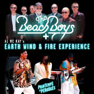 The Beach Boys + Al Mc Kay's Earth Wind And Fire Experience