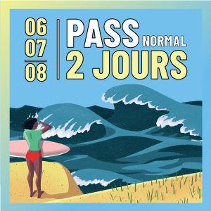 Pass 2 Jours - 06 & 07 Août - Little Festival #4