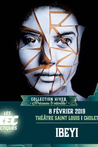 Festival Les Z'Eclectiques Collection Hiver / IBEYI à CHOLET @ Théâtre St Louis - Billets & Places