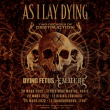 Concert AS I LAY DYING