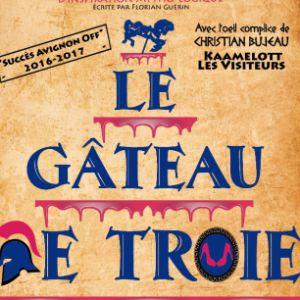 Le Gâteau de Troie @ Théâtre des Grands Enfants - Grand Théâtre - CUGNAUX