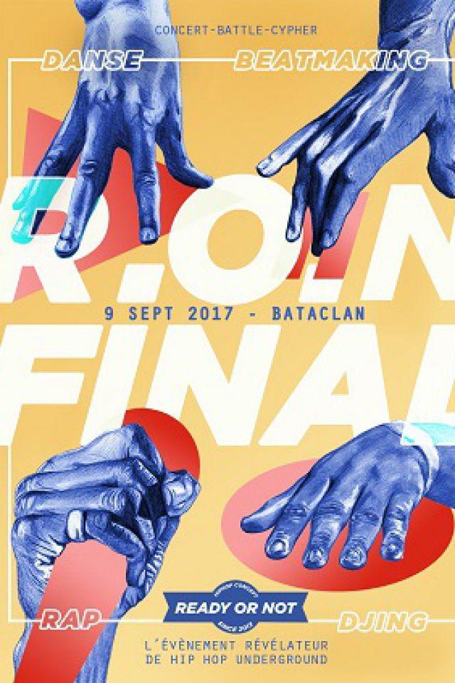 Le Ron Final 17  @ LE BATACLAN - PARIS