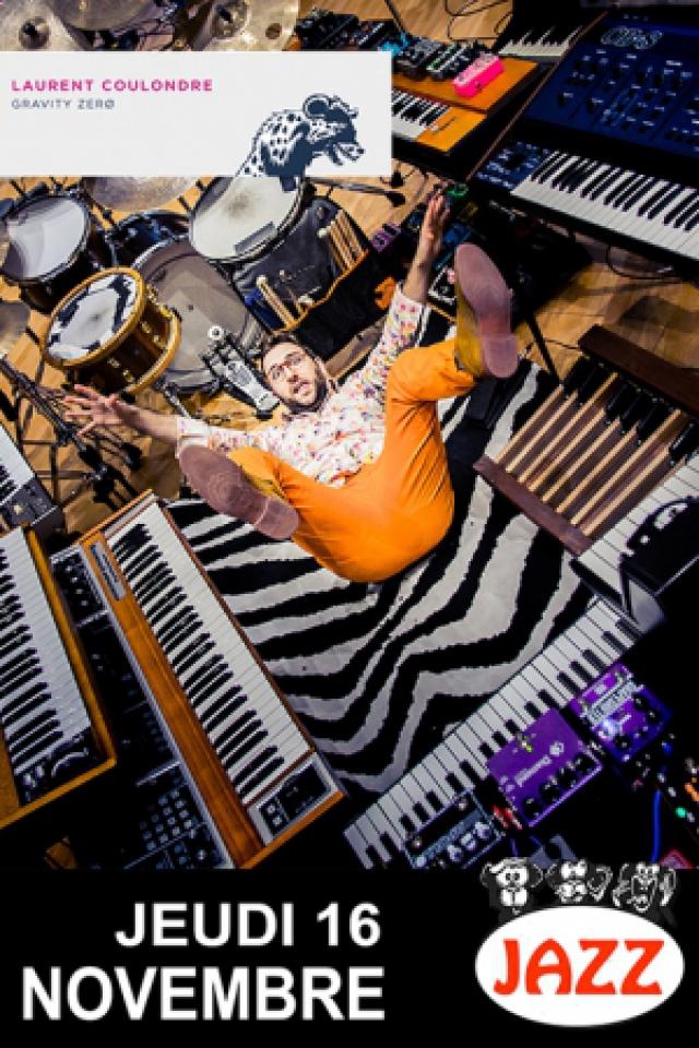 """Laurent Coulondre Duo : """"Gravity Zero"""" @ BAIE DES SINGES - Cournon d'Auvergne"""