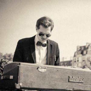 Concert #JazzDeDemain  LAURENT DAMONT à PARIS @ Le Baiser Salé Jazz Club - Billets & Places
