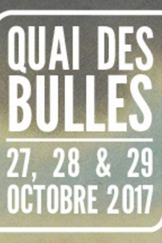 Festival QUAI DES BULLES 2017 - PASS 3 JOURS à SAINT MALO @ Esplanade Duguay Trouin - Billets & Places