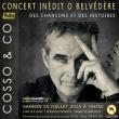 COSSO & CO en concert à PIRAE @ O'Belvédère - Billets & Places