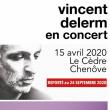 Concert VINCENT DELERM