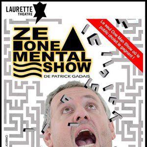 Patrick Gadais Dans Ze One Mental Show