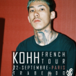 Concert KOHH + USKY + NELICK à Paris @ Le Trabendo - Billets & Places