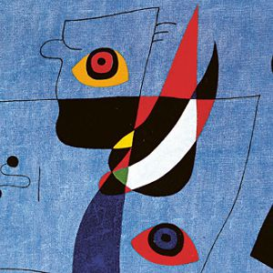 Miró -  Billet Simple