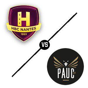 HBC Nantes - Aix-en-Provence @ Salle métropolitaine de la Trocardière - REZÉ