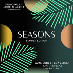 Billets SEASONS OPENING - Nef du Grand Palais