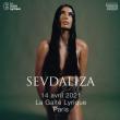 Concert SEVDALIZA + 1ère Partie