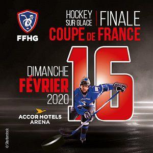 Finale De La Coupe De France De Hockey Sur Glace 2020
