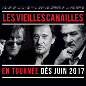 Billets LES VIEILLES CANAILLES - Zénith de Rouen