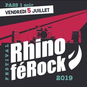 Rhinoferock - Vendredi - Shaka Ponk