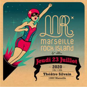 Marseille Rockisland 2020