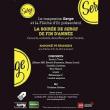 Concert SEUL A TROIS (RENAN LUCE + BENOÏT DOREMUS + ALEXIS HK ) à PARIS @ La Flèche d'Or - Billets & Places