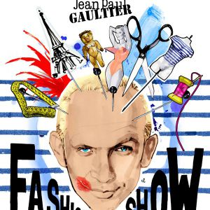 JEAN PAUL GAULTIER FASHION FREAK SHOW @ Théâtre des Folies Bergère - Paris