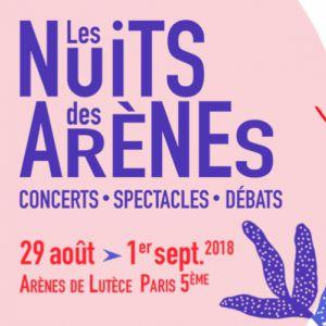 Les Hurlements d'Léo aux Nuits des Arènes @ Les Arènes de Lutèce - PARIS