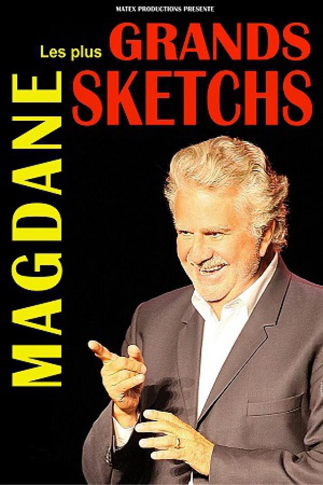 ROLAND MAGDANE Ses Plus Grands Sketchs ! @ Palais des congrès - Salle Emile Girardin - VITTEL