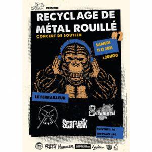 Recyclage De Metal Rouillé #2