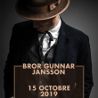 Concert Bror Gunnar Jansson à Paris @ Alhambra - Billets & Places