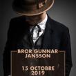 Concert Bror Gunnar Jansson à Paris @ Alhambra - Billets & Places