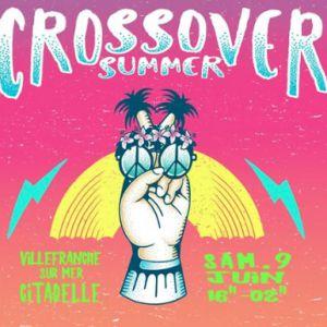 Crossover X Cocobeach @ Théâtre de Verdure - La Citadelle - VILLEFRANCHE SUR MER